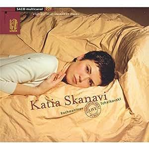 Katia Skanavi - Piano Works - Amazon.com Music