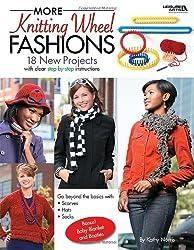 More Knitting Wheel Fashions  (Leisure Arts #4411)
