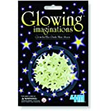 4M 5143 Glow-In-The-Dark Mini Stars - Pack of 60