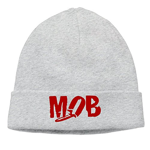 The Mob English Anarcho-punk Band Beanie Hat Unisex Classic Caps (Best Anarcho Punk Bands)