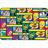 Looney Tunes Characters, 2'' x 3'' Patch, Stat Strip, A fun bandage For Large Cuts & Abrasions as well as Knees & Elbows 600 pk