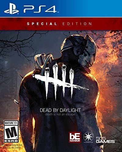 Dead by Daylight - PlayStation 4]()