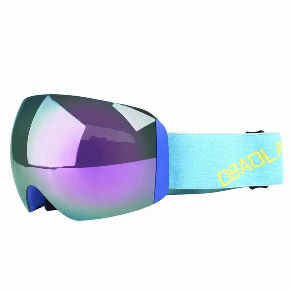 GZ Skibrille Doppelt Anti-Fog, Winterwinddichte Ausrüstung Bergsteigerbrille B07MM893F3 Skibrillen Neuer Eintrag