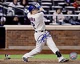 Justin Turner - Autographed MLB 8x10 Glossy Photo (New York Mets)