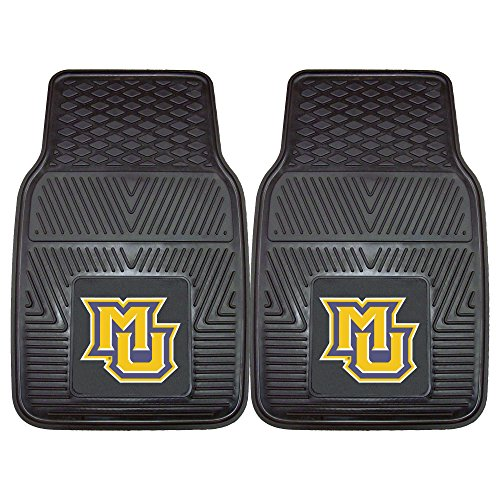 Fanmats 12139 Marquette University Golden Eagles Front Row V