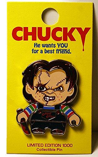 Universal Studios Halloween Horror Nights 24 2014 Chucky Child's Play LE 1000 Pin (Halloween At Universal Studios Orlando)