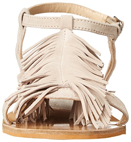 Mushroom Cavallari Tommy Laundry Kid Suede Women's Kristin Suede Chinese Sandal Dress UzE1qwZF