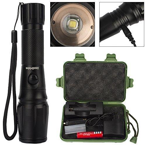9v Xenon Flashlight - 7