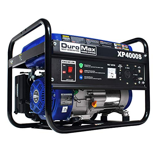 DuroMax XP4000S 7.0 HP Air Cooled OHV Gasoline Powered for sale  Delivered anywhere in USA