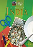 Recipe and Craft Guide to India, Khadija Ejaz, 1584159383