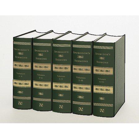 ch spurgeon books - 2