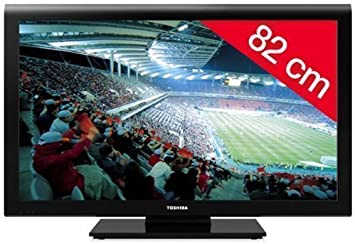 Toshiba televisor LCD 32 AV933G HD TV, 32 Pulgadas (82 cm) 16/9 ...