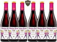 CAMINO DE CABRAS Caja de vino - Mencía - vino tinto – D.O. Ribeira Sacra – Producto Gourmet - Vino para regalar - Vino Premium - 6 botellas x 750 ml.