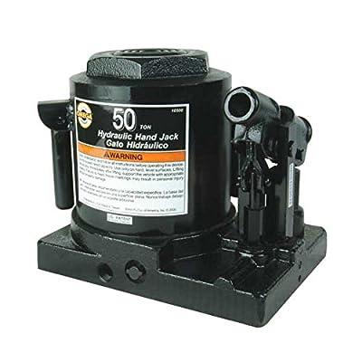 BVA Hydraulics J10500 50 Ton Manual Bottle Jack