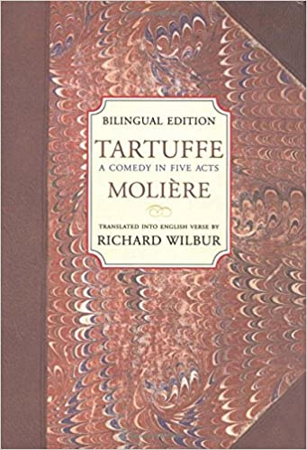 Amazon Com Tartuffe A Comedy In Five Acts English And French