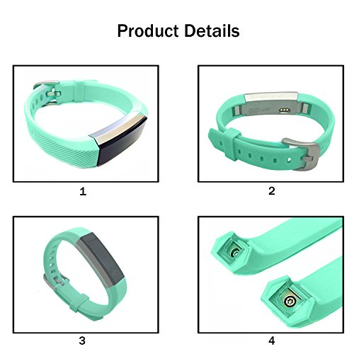 COOSA Watch Buckle Designed Fitbit Alta Band,Perfect