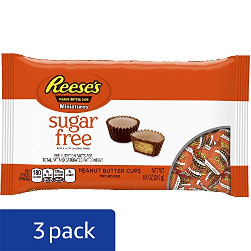 Review REESE'S Peanut Butter Cup