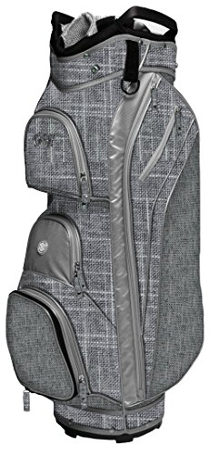 GloveIt Women's Silver Lining Golf Bag