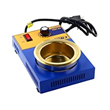 250W Lead-free Environmental protection Stainless Steel Solder Furnace Melting Soldering Pot