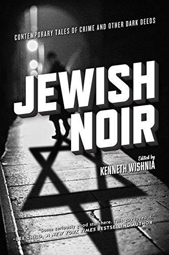 Jewish Noir by Kenneth Wishnia (2015-10-22)