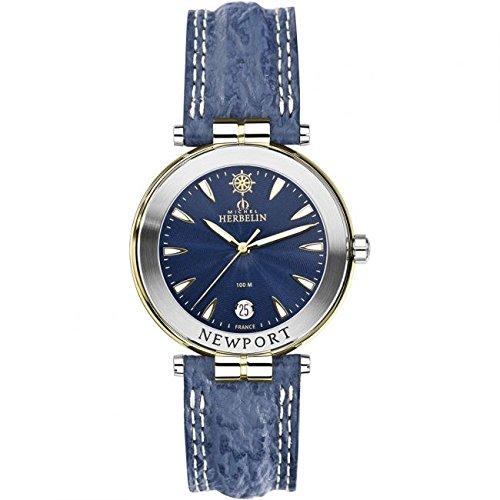 Michel Herbelin - Unisex Watch 12255/T35