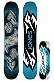Jones - Mens Mountain Twin Snowboard 2018, 158W