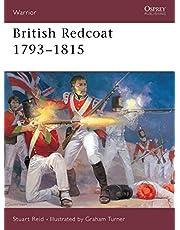 British Redcoat 1793-1815