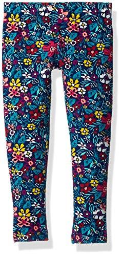 Crazy 8 Girls' Little' Everyday Legging, Ditsy Floral, M ()