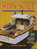 img - for Ships in Scale: Boothbay Lobster Boat; Building Areplica of a 14' Canadian Dinghy;