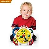 SainSmart Jr. HAP-P-KID Teaching Clock Time Learning for...