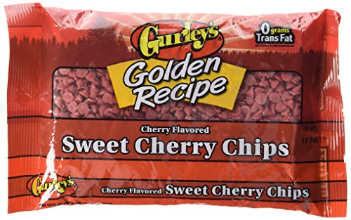 cherry chips baking - 1