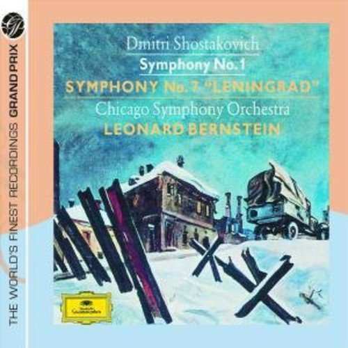 Price comparison product image Shostakovich: Symphony Nos. 1 & 7