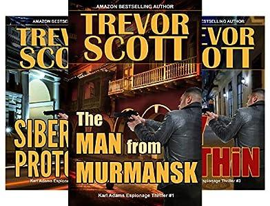 Karl Adams Espionage Thriller Series