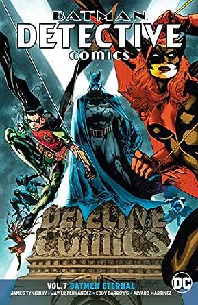 Amazon.com: Batman - Detective Comics (2016-) Vol. 7: Batmen ...