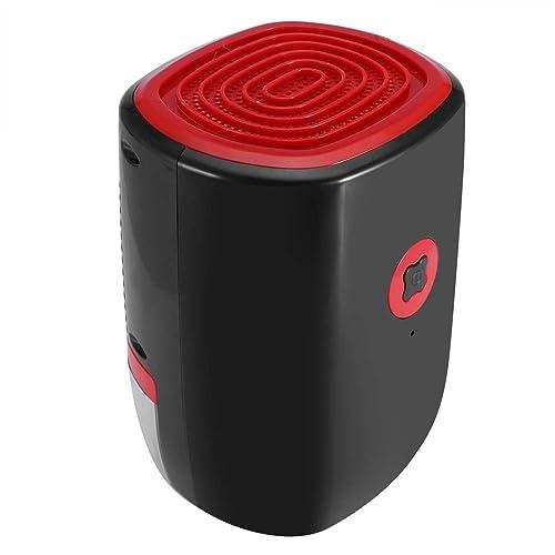 Zerodis Deshumidificador de Aire portátil 800ml, Mini Deshumidificador Portátil y Silencioso
