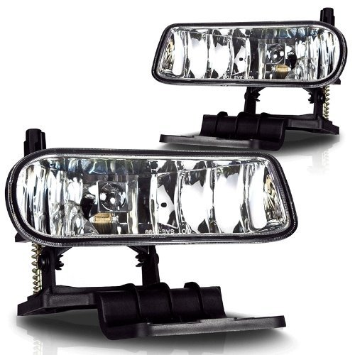 Chevy Replacement Fog Light Assembly - 1-Pair ()