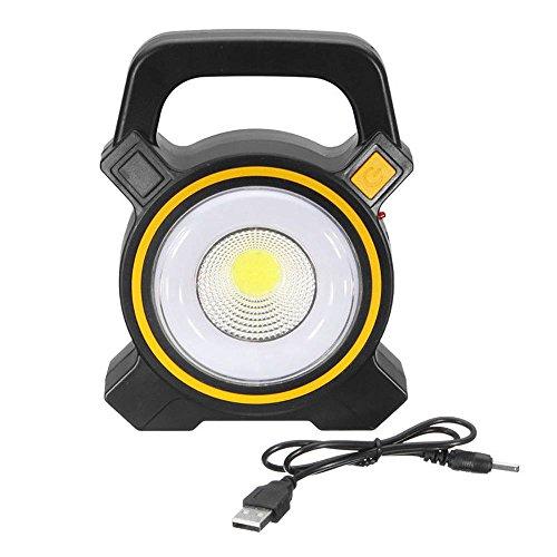 Cheap Bnlingxian Outdoor Garden Work Spot Lamp,50W Solar Portable Rechargeable LED Flood Light