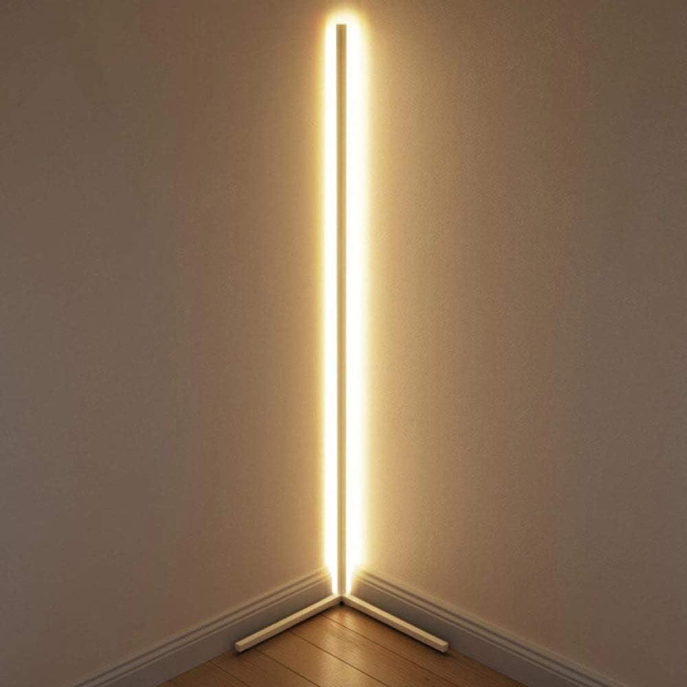 Floor Lamp Lgfsg Dimming Black White Floor Lamp Modern Led Floor Lamps Standing Lamp Simple Corner Standing Lamp Corner White Body Rgb Remote Amazon Co Uk Lighting