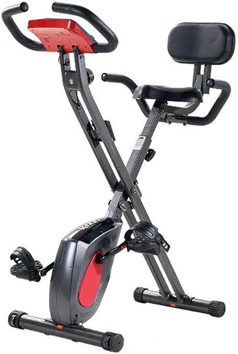 Bicicleta Estática Plegable, Bicicleta Giratoria Con Asiento ...