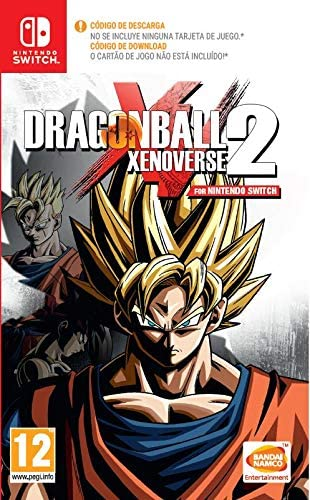 Dragon Ball: Xenoverse 2 (Code In A Box): Amazon.es: Videojuegos