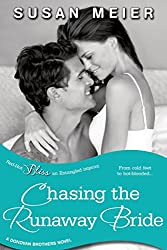 Chasing the Runaway Bride (Entangled Bliss) (Donovan Brothers)