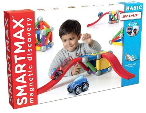 Smartmax Les - SMX 502 - Jeu de Construction/ - Jeu Basic - Stunt/ Les Cascadeurs by SmartMax [並行輸入品] B015G6BFCO, kabeコレ:cf49a5c1 --- infinnate.ro