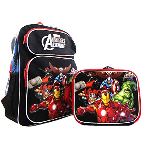 Kids Boys Licensed Avengers Iron Man Hulk Thor 16