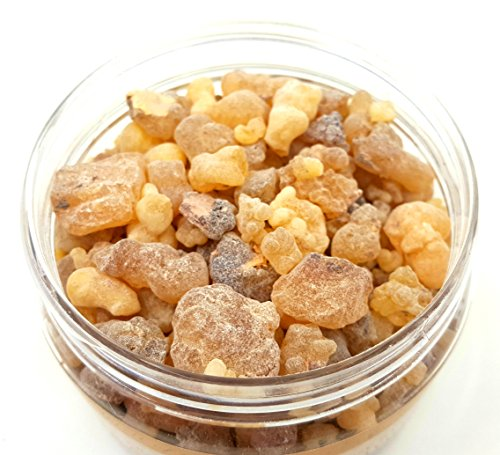100% Organic NATURAL Frankincense Resin Tears Jerusalem Incense in Box 3.5 oz