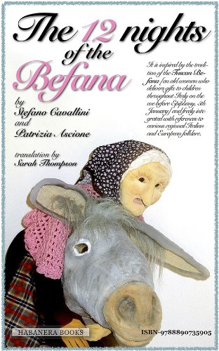 The 12 nights of the Befana (Marionnettes and puppets to read)