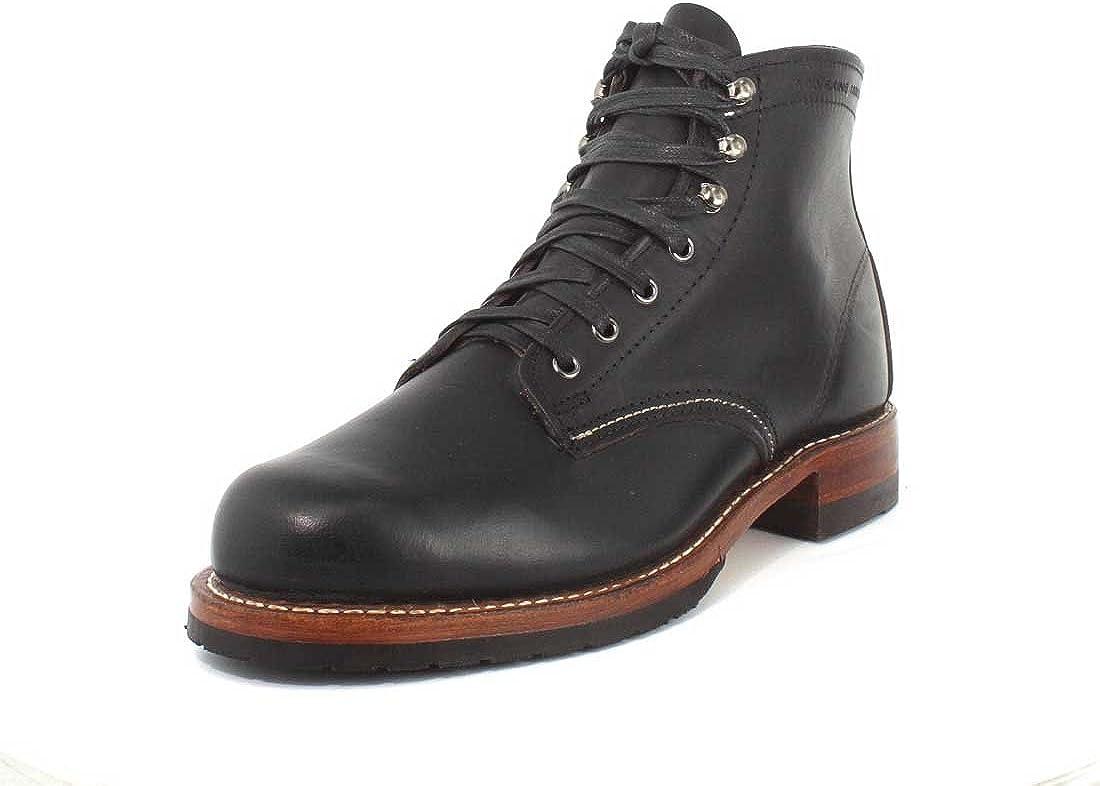 TALLA 40 EU. WOLVERINE 1000 MILE - Boots EVANS - black