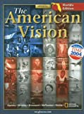 img - for The American Vision, Florida Edition book / textbook / text book