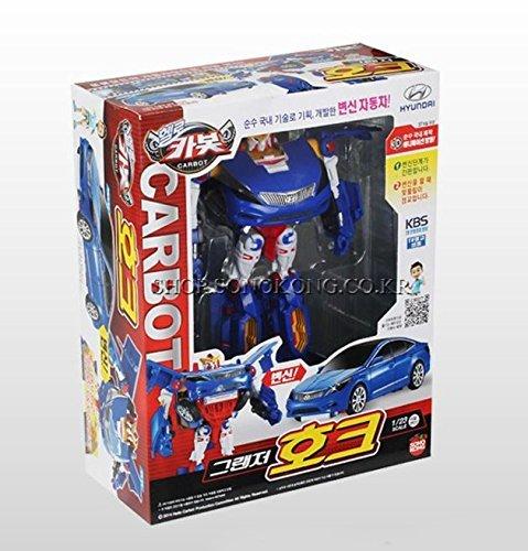 New version of Grandeur B Hello CARBOT Grandeur Hawk