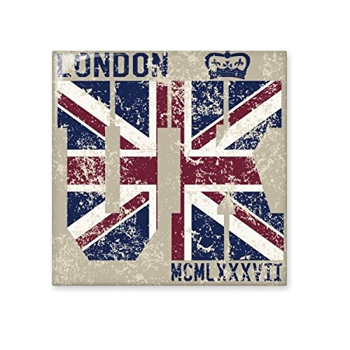 London King UK England the Union Jack Flag Mark Illustration Pattern Ceramic Bisque Tiles for Decorating Bathroom Decor Kitchen Ceramic Tiles Wall Tiles free shipping