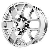 #3: Wheel Replicas V1176 Wheel with Chrome Finish (20x9